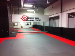 About The Martial Arts Training Centre Small Dojo