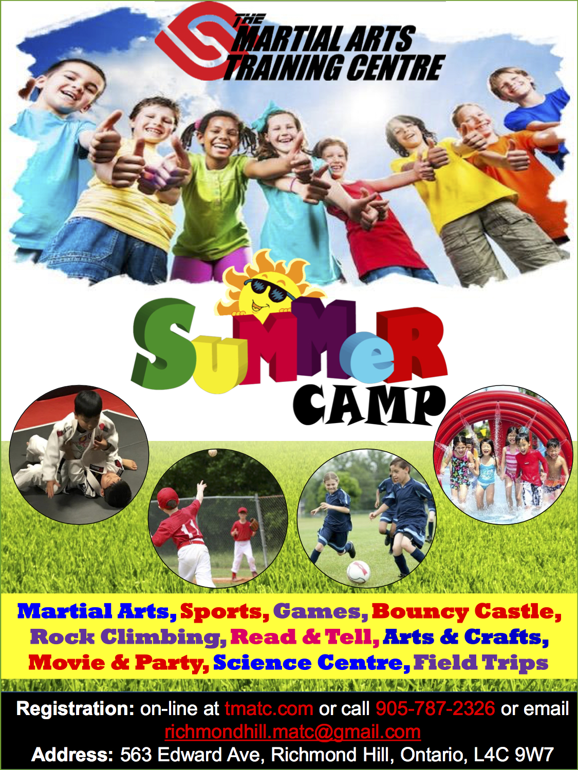 The Martial Arts Training Centre 2018 Summer Camp flyer (1) - The ...