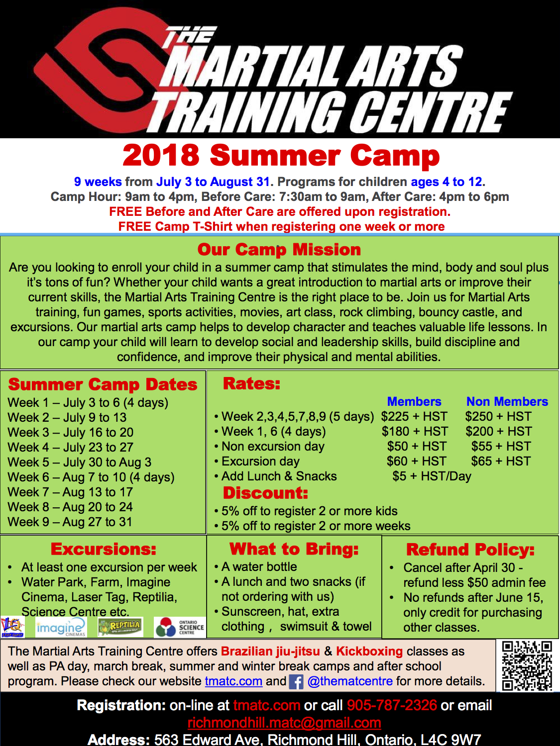 The martial arts training centre 2018 summer camp flyer 2 the the martial arts training centre 2018 summer camp flyer 2 publicscrutiny Image collections